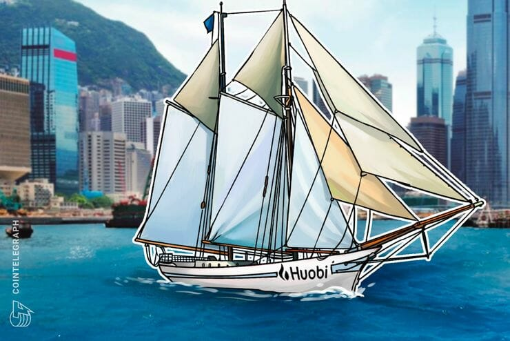Crypto Exchange Huobi Acquires Publicly Listed Firm on HK Stock Exchange