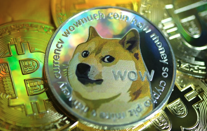 "Featured image for ""DOGE surges as Elon Musk says he's working with devs to 'improve efficiency'"""